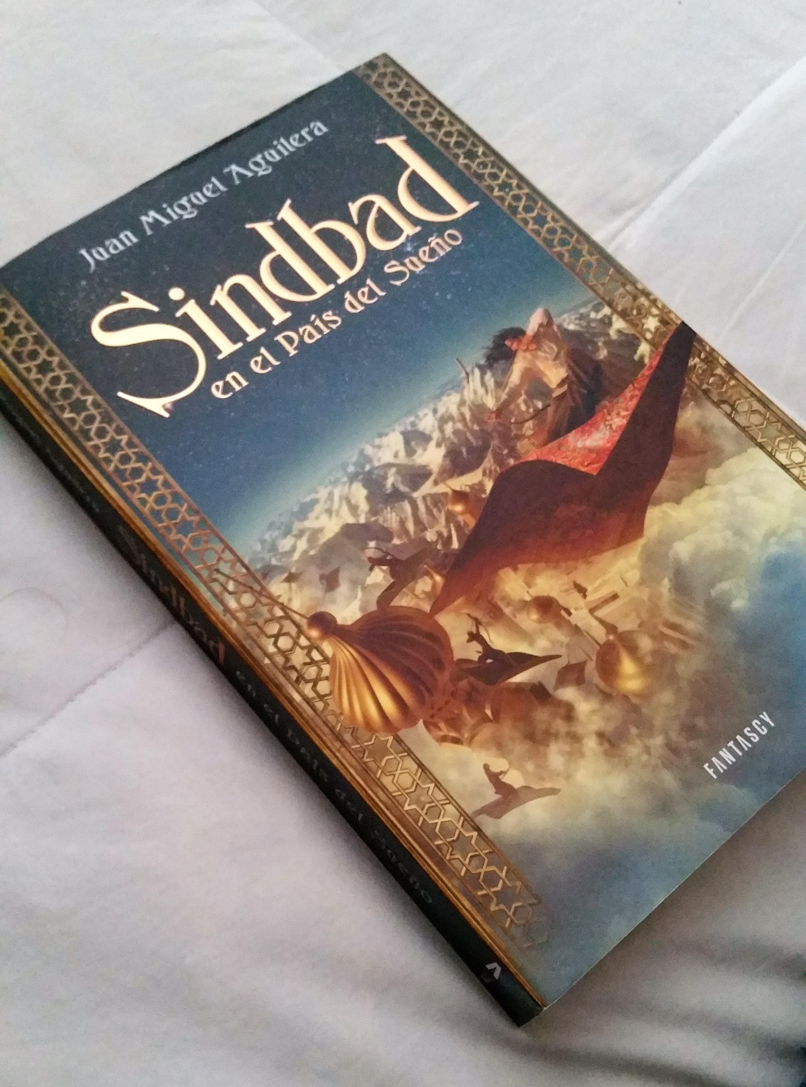 Reseña Libro SindBad en el País del Sueño