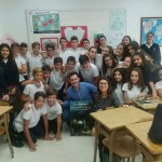 Charla con los alumnos de 2° ESO del cole Santísima Trinidad Nuestra Señora del Rosario
