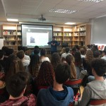 Charla en el Liceo Francés - Abril 2018